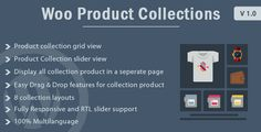 Woo Product Collections - WordPress Plugin - http://codeholder.net/item/wordpress/woo-product-collections-wordpress-plugin