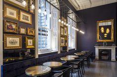 Diseño interior obra de SHH en Pennethorne Cafe Bar