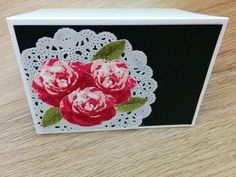 Perfect Roses - Picture Perfect - Het Knutsellab - Stampin Up #stampinup #crafts #knutselen #stempelen