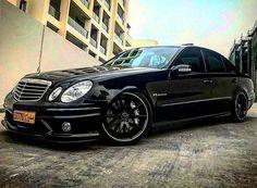 Mercedes E55 Amg, Mercedes Benz Cars, Mercedes Benz Classes, Mercedes Benz Wallpaper, Mercedez Benz, Super Sport Cars, Sports Sedan, Instagram, Car Goals
