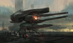 Ready for Takeoff, Prog Wang on ArtStation at https://www.artstation.com/artwork/ready-for-takeoff-3f7a29c1-768b-49dc-8e31-c3e93349aa4f