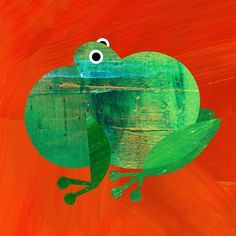 Frog as symbol of transition and transformation, this spirit animal supports us in times of change. Frog is the symbol of Luck, Rebirth, Renewal, Transition, Opportunity. So it will be a good choice for me as an advertiser.