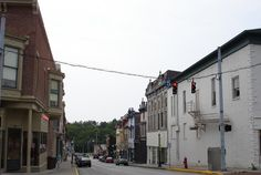 Downtown Mt. Sterling, KY