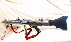 MG42 IIWW METAL SCRAP ART