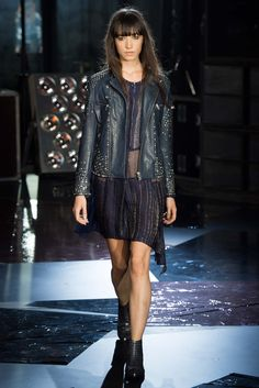 Zadig & Voltaire Fall 2015 Ready-to-Wear - Collection - Gallery - Style.com http://www.style.com/slideshows/fashion-shows/fall-2015-ready-to-wear/zadig-voltaire/collection/33