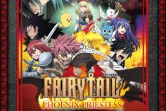 Fairy Tail the Movie: Phoenix Priestess (Blu-Ray) Review http://anime.about.com/od/fairytail/fl/Fairy-Tail-the-Movie-Phoenix-Priestess-Blu-Ray-Review.htm