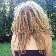 Twist and rip/ neglect dreads