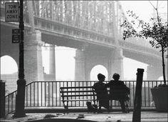 """I think people should mate for life, like pigeons or Catholics."" Manhattan (1979)"