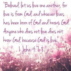 1 John My favorite verse -alg – girl power tattoo How He Loves Us, God Loves Me, Jesus Loves, I Choose Life, Printable Bible Verses, Scripture Quotes, God Is Amazing, 1 John 4, Begotten Son