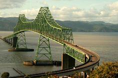 Columbia River ~ Astoria, Oregon