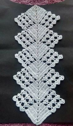 Free Patterns Archives - Beautiful Crochet Patterns and Knitting Patterns Crochet Edging Patterns, Crochet Lace Edging, Thread Crochet, Hand Crochet, Crochet Stitches, Single Crochet, Lace Doilies, Crochet Doilies, Crochet Flowers