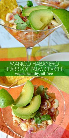 Mango Habanero Heart