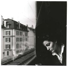 Sabina, Lausanne, 1993 © Fondation Jean-Pascal Imsand / ProLitteris Courtesy Maison de la Photographie Robert Doisneau