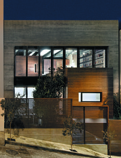 bioclimatic single house in Athens