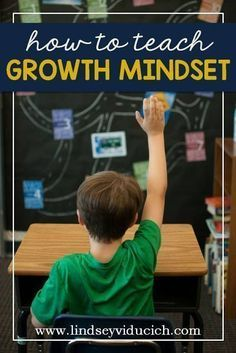Growth Mindset in the Classroom #classroomcharacter #growthmindset