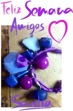 By Sandra Criado Diseño de joyas hechas a mano http://bysandracriado.me
