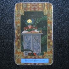 041513: Page of Pentacles -