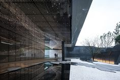 Gallery of Chongqing LongFor • Hall of Waterfront City / Shanghai Tianhua Architecture Planning & Engineering - 2