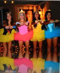 Disney princess Halloween costume