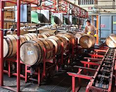 Buffalo Trace, Cocktails, Drinks, Distillery, Bourbon, Kentucky, America, Bottle, Craft Cocktails