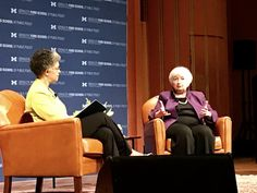 "Yellen: Fed will raise interest rates, let economy ""coast"" Home Refinance, Janet Yellen, Interest Rates, Mortgage Rates, Raising, Coast, Let It Be"