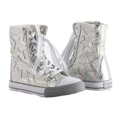 I found this amazing Launch Girls' Silver Star High-Top Sneaker at nomorerack.com for 62% off. Sign up now and receive 10 dollars off your first purchase