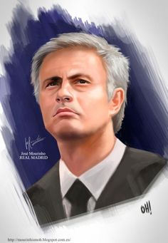José Mourinho - I wanna look like him at his age. The Special One, Manchester United, Real Madrid, Make Me Smile, Chelsea, Management, Grande, Portugal, Legends