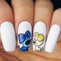 New Years Nail Designs 2018: Best Art Ideas for Nails Color   LadyLife