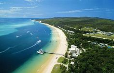 Tangalooma Island Resort is located on beautiful Moreton Island off the coast of South-East Queensland