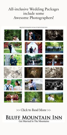 All Inclusive Wedding Packages Include The Services Of Some Awesome Photographers Years From Now