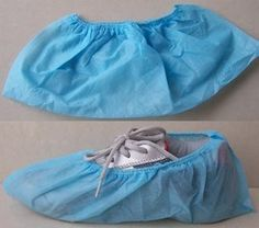 Shoe Covers - Disposable Non Woven Shoe Covers Manufacturer from Hyderabad Gown Pattern, Shoe Pattern, Industrial Safety, Balaclava, Diy Mask, Sewing Techniques, Photography Business, Sewing Hacks, Dress Making