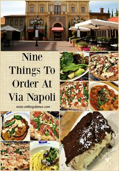 Nine Things To Order