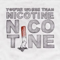 Panic! At The Disco Nicotine  Aaaah Brendon is my nicotine ngl
