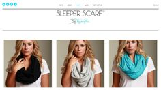 Travel Product of the Week: Sleeper Scarf