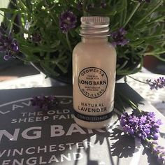 3 x 30ml bottles of Long Barn Lavender Growers, Winchester, England,Conditioner | eBay