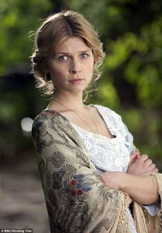 Love in times of woe - during WWI: Birdsong also stars Clemence Poesy as Isabelle Azaire.