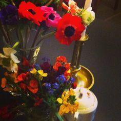 Flowers Flowers, Painting, Food, Dresses, Vestidos, Painting Art, Essen, Paintings, Meals
