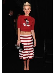 Don't like whose wearing it but it is cute. NYFW Fall 2013: Shop Five Inspiring Looks From the Front Row