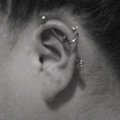 #piercings Piercings, Hoop Earrings, Tattoos, Jewelry, Peircings, Tatuajes, Jewels, Piercing, Tattoo