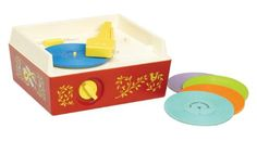 Fisher-Price Music Box Record Player. I loved mine so much! Must try and hunt one down