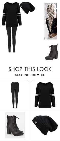"""""""under $80"""" by teal-lerker ❤ liked on Polyvore featuring Topshop and Soda"""