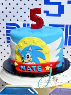 Nate's 5th birthday | CatchMyParty.com