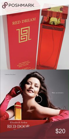 """Version of Elizabeth Arden """"Red Door"""" Perfume High quality imitation that has the same great scent, but without the designer price!! Urban Collection Accessories"""