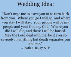 ruth 1 16 17 marriage step three ruth 116 17 niv