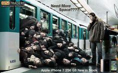 #apple #iphone7256gb #unlocked #brandnew #Penta3g $999 CAD Only. Www.sntradersonline.com#rogers #mostinnovative #bestprice #bell #canada #mississauga #gta #verizon #tmobile#att