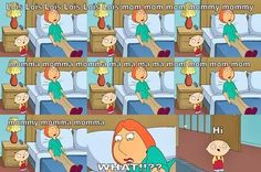funny family guy quotes | Suffering & Loss: I dont know what going on anymore ...