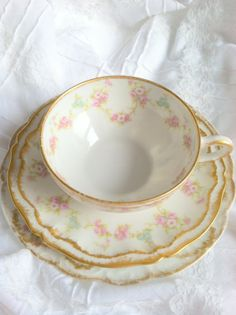 Limoges/Theodore Haviland/France/Barney  - Circa 1950's