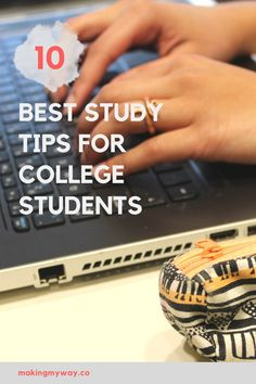 10 Best Study Tips For College Students Who Want To Boost Their GPA - These are all rules I have broken in the past, so using these study tips have helped.  << the best study tips post ever