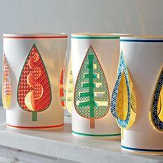 Lantern idea to make with kids.