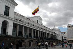 Ecuadorean pride by Scott's Foto Café, via Flickr   Quito